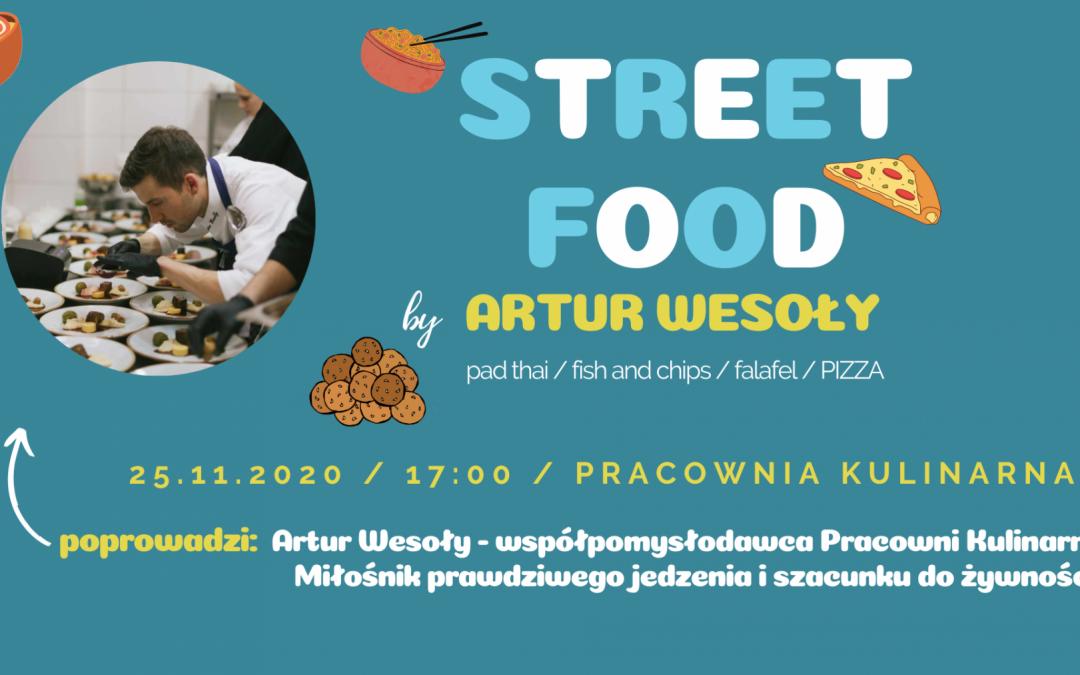 STREET FOOD Z CAŁEGO ŚWIATA