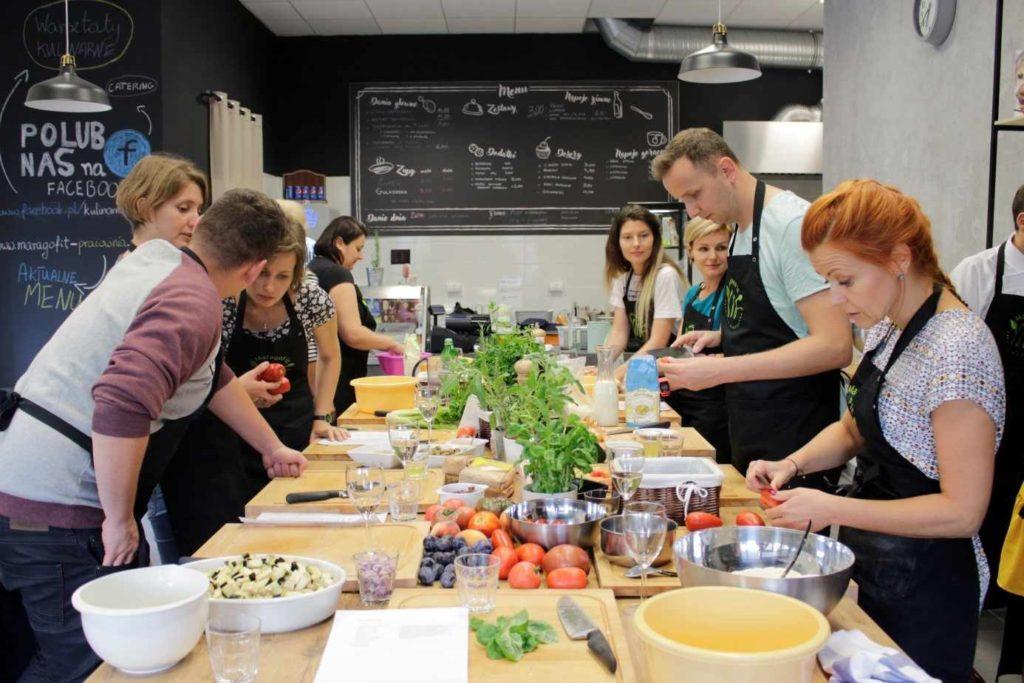 Warsztat Kulinarny Kuchnia Wloska 05 09 2018 Maragofit Pracownia
