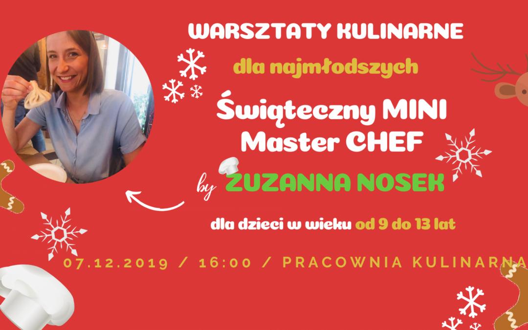 Świąteczny MINI Master CHEF – II warsztat