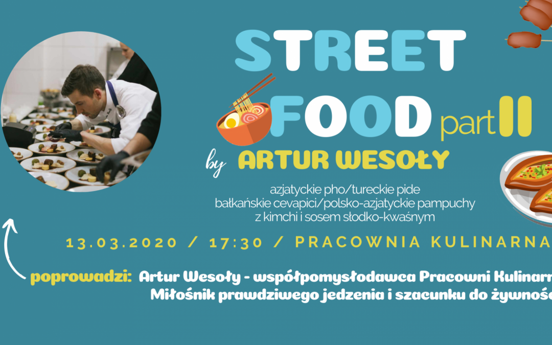 Street Food z całego Świata / part II