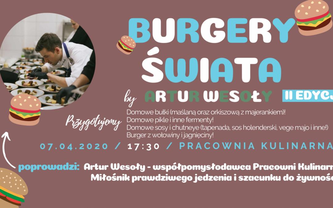 BURGERY ŚWIATA