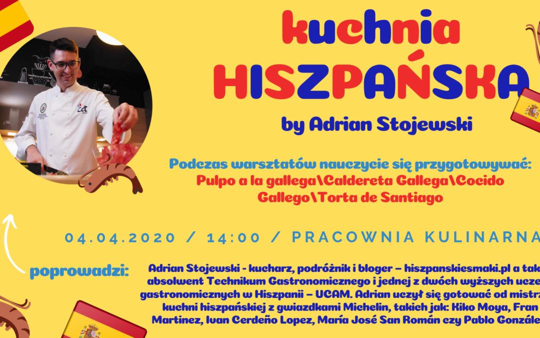 KUCHNIA HISZPAŃSKA by Adrian Stojewski