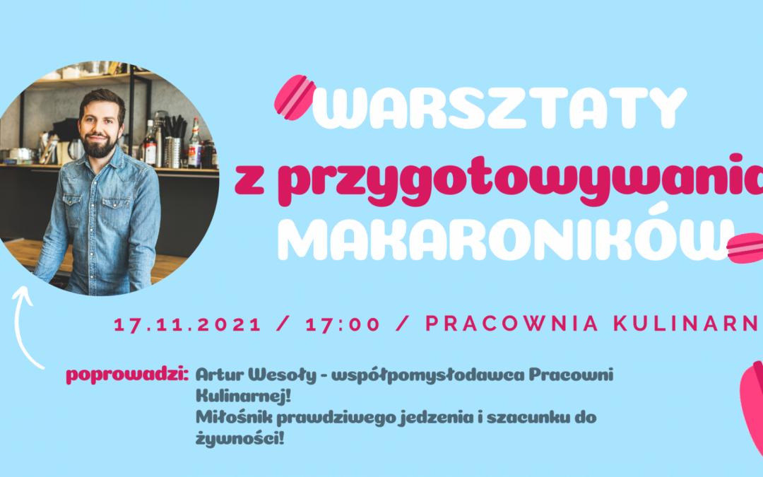 Makaroniki by Artur Wesoły